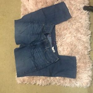 Size 8 women's YNDJ jeans